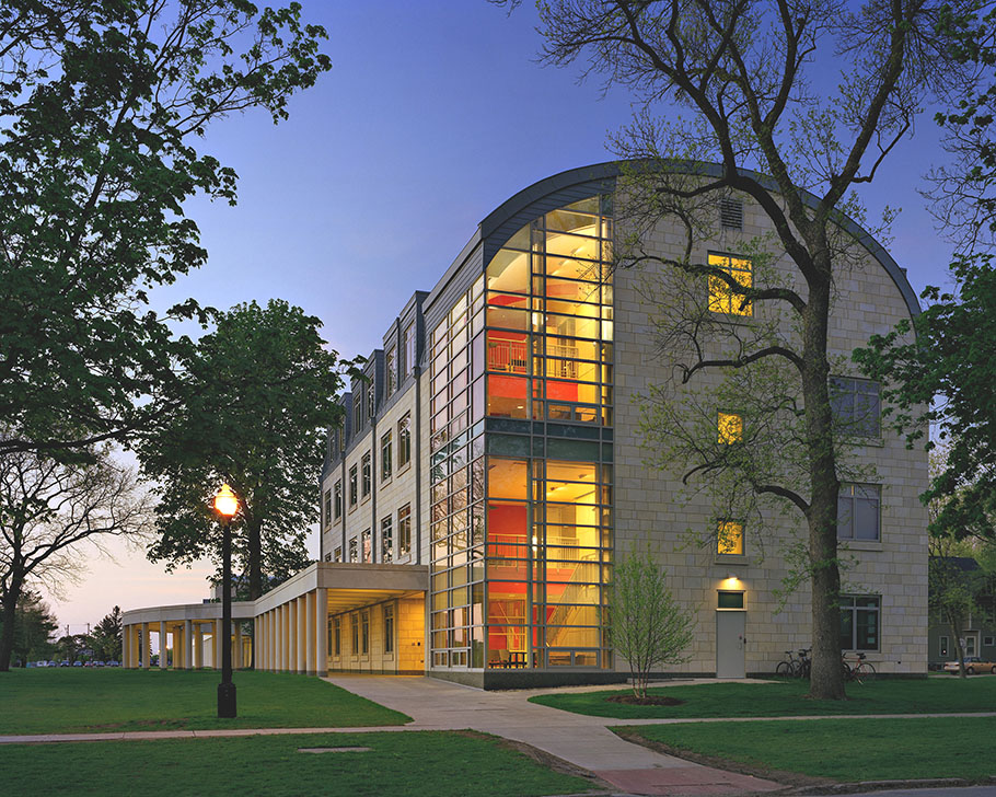 Lazier Hall, Grinnell College